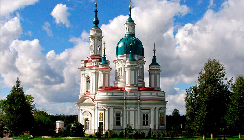 Главный православный храм города